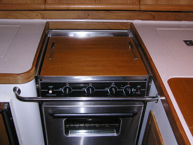 have new Profile gas range and