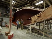 385 Hull Mold