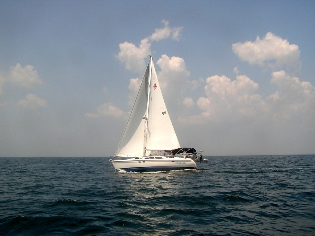 Toccata in Sea on the Ocean